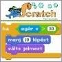 Magyar Scratch játékkészítő portál